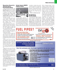 Maritime Reporter Magazine, page 31,  May 2005