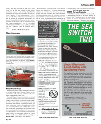 Maritime Reporter Magazine, page 35,  May 2005