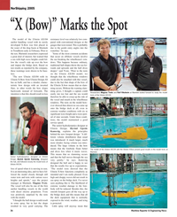Maritime Reporter Magazine, page 36,  May 2005