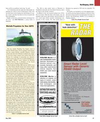 Maritime Reporter Magazine, page 37,  May 2005 Rolf Riksheim