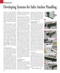 Maritime Reporter Magazine, page 40,  May 2005