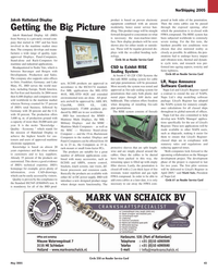 Maritime Reporter Magazine, page 43,  May 2005 Florida