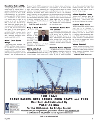 Maritime Reporter Magazine, page 45,  May 2005