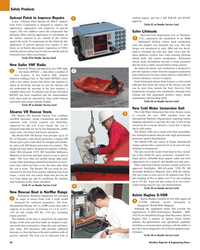 Maritime Reporter Magazine, page 46,  May 2005