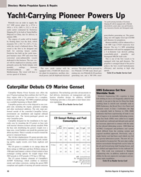 Maritime Reporter Magazine, page 48,  May 2005 Caribbean
