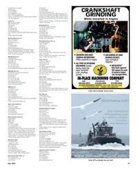 Maritime Reporter Magazine, page 53,  May 2005 Virginia