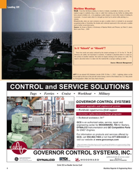 Maritime Reporter Magazine, page 4,  May 2005