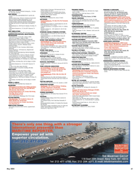 Maritime Reporter Magazine, page 61,  May 2005 ANTILLES