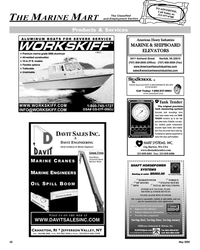 Maritime Reporter Magazine, page 62,  May 2005 Virginia