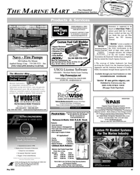 Maritime Reporter Magazine, page 63,  May 2005 Job Costing