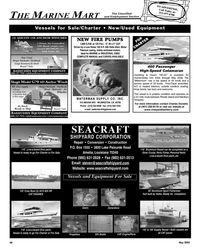 Maritime Reporter Magazine, page 66,  May 2005 CO. INC