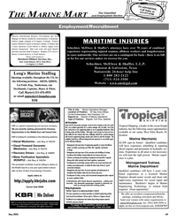 Maritime Reporter Magazine, page 69,  May 2005 Central America