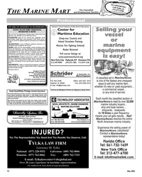 Maritime Reporter Magazine, page 72,  May 2005 New Jersey