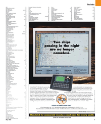 Maritime Reporter Magazine, page 7,  May 2005 Florida
