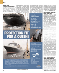Maritime Reporter Magazine, page 10,  Jun 2005 Marine Environment Protection Committee