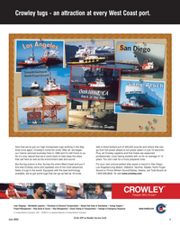 Maritime Reporter Magazine, page 3,  Jun 2005 Ocean Towing