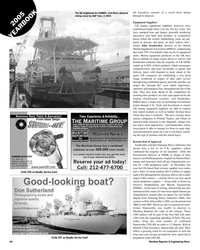 Maritime Reporter Magazine, page 64,  Jun 2005 liquid natural gas reliquefaction systems