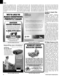 Maritime Reporter Magazine, page 10,  Oct 2005 David Parrot