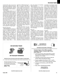Maritime Reporter Magazine, page 15,  Oct 2005 Canada
