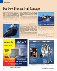 Maritime Reporter Magazine, page 32,  Oct 2005 Gulf of Mexico