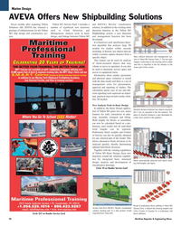 Maritime Reporter Magazine, page 34,  Oct 2005 S.M.A.R.T.