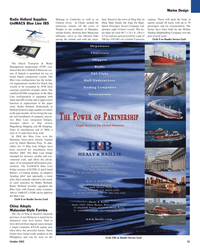 Maritime Reporter Magazine, page 35,  Oct 2005 Chinese rivers