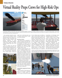 Maritime Reporter Magazine, page 50,  Oct 2005 US military