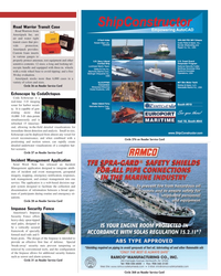 Maritime Reporter Magazine, page 53,  Oct 2005 web-based decision sup