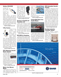 Maritime Reporter Magazine, page 57,  Oct 2005 Incident Command
