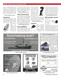 Maritime Reporter Magazine, page 58,  Oct 2005 access control software