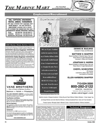 Maritime Reporter Magazine, page 75,  Oct 2005 Florida