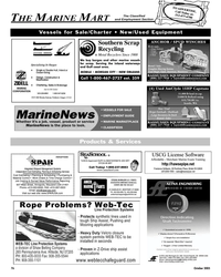 Maritime Reporter Magazine, page 77,  Oct 2005 Job Costing