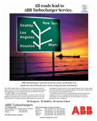 Maritime Reporter Magazine, page 4th Cover,  Nov 2005