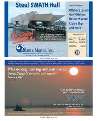 Maritime Reporter Magazine, page 10,  Nov 2005