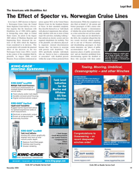 Maritime Reporter Magazine, page 19,  Nov 2005 National Oceanic and Atmospheric Administration