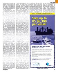 Maritime Reporter Magazine, page 23,  Nov 2005 District Court