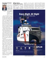 Maritime Reporter Magazine, page 25,  Nov 2005 Bollinger Shipyards