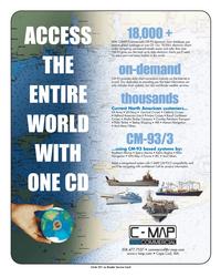 Maritime Reporter Magazine, page 1,  Nov 2005 United States Navy