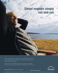 Maritime Reporter Magazine, page 31,  Nov 2005 MAN B&W Diesel AG