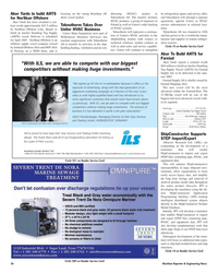 Maritime Reporter Magazine, page 36,  Nov 2005 Reader Service Card Inventory Locator Service
