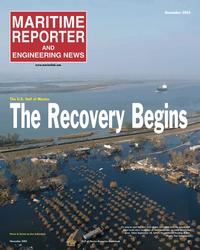 Maritime Reporter Magazine, page 37,  Nov 2005 Don Sutherland