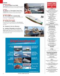 Maritime Reporter Magazine, page 2,  Nov 2005 Vladimir Bibik