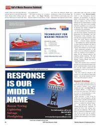 Maritime Reporter Magazine, page 40,  Nov 2005 Coffman