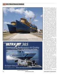 Maritime Reporter Magazine, page 42,  Nov 2005 Louisiana