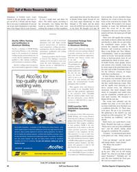 Maritime Reporter Magazine, page 48,  Nov 2005 Gulf coast