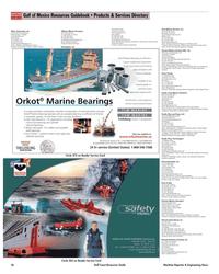 Maritime Reporter Magazine, page 56,  Nov 2005 Wisconsin