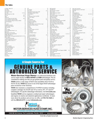 Maritime Reporter Magazine, page 4,  Nov 2005 Massachusetts