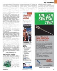 Maritime Reporter Magazine, page 67,  Nov 2005 gas engine