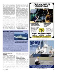 Maritime Reporter Magazine, page 75,  Nov 2005 control systems