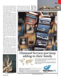 Maritime Reporter Magazine, page 77,  Nov 2005 respective applications